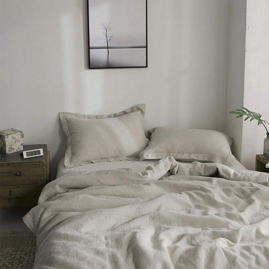 limpieza juego de sábanas
