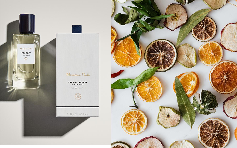 Perfumes frescos
