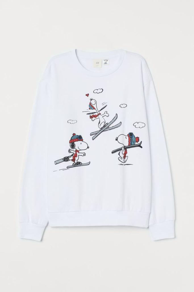 Sudadera Snoopy H&M