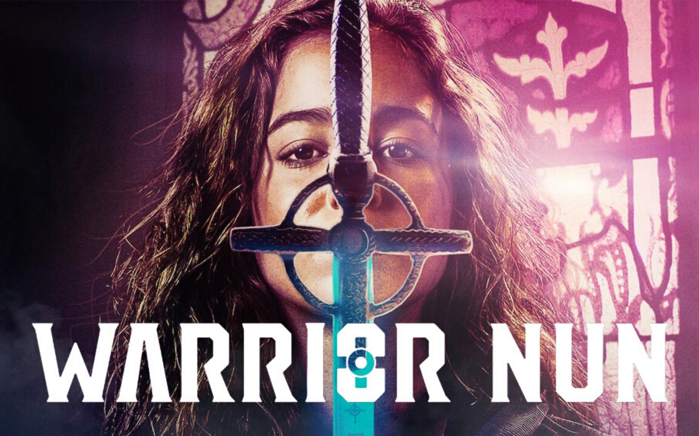 Warrior nun Netflix IMDB