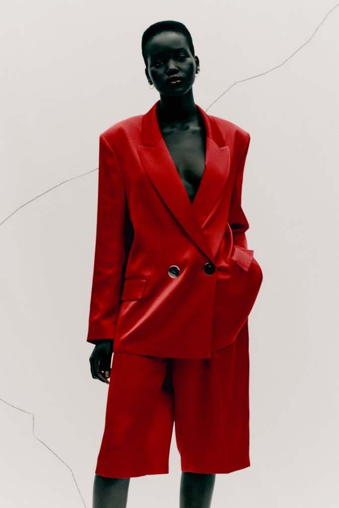 Traje de chaqueta Zara otoño