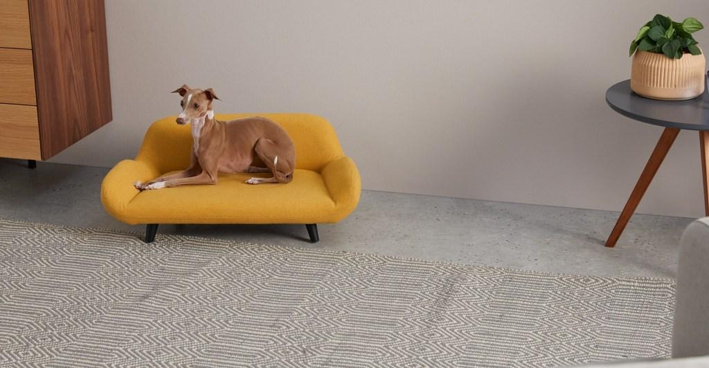 Muebles de diseño para tu mascota sofá Moby de Made