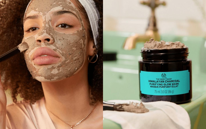 Mascarilla purificante para pieles grasas