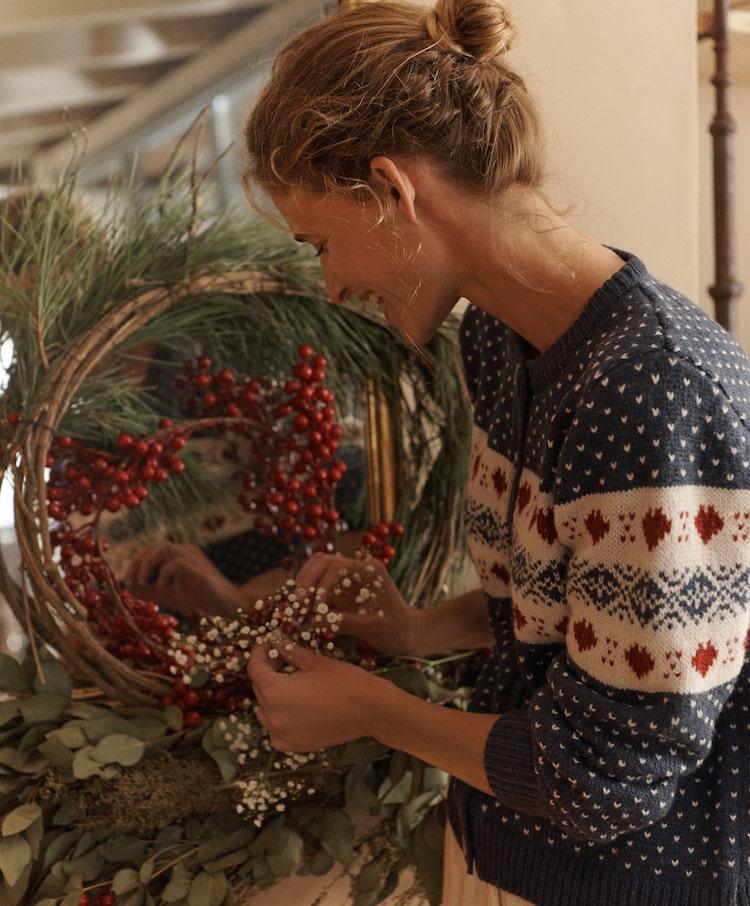Loungewear para unas Navidades