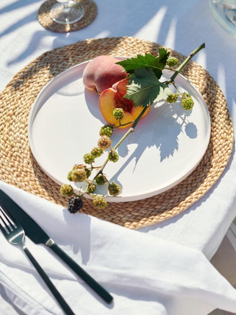 los platos de cerámica de H&M