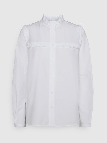Camisa con volantes de Seidensticker en Zalando Privé