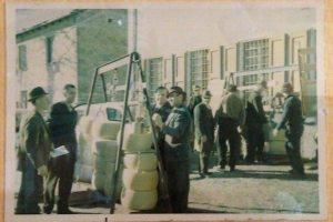 Latteria Sociale Garfagnolo, Parmigiano Reggiano di Montagna, foto storiche