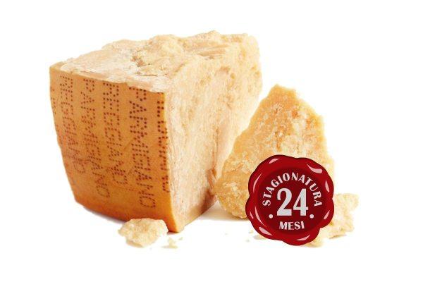 Parmigiano Reggiano 24 mesi Prodotto di Montagna, Latteria Garfagnolo