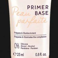 Primer viso illuminante Peau Parfaite by Yves Rocher.