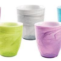 Vetro?! No: è Ice Colours by Giannini!