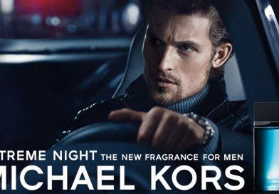 Michael Kors presenta un nuovo inebriante profumo maschile.