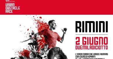 Virgin Active Urban Obstacle Race: sarà il 2 giugno a Rimini.