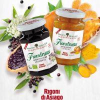 Gusti nuovi per FiordiFrutta Rigoni di Asiago.