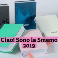 Ciao! Cosi' esordisce il diario Smemoranda 2019.
