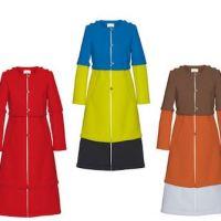 Un cappotto sempre diverso da mixare a proprio gusto.