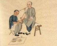 La réflexologie plantaire était pratiquée dans la Chine ancestrale