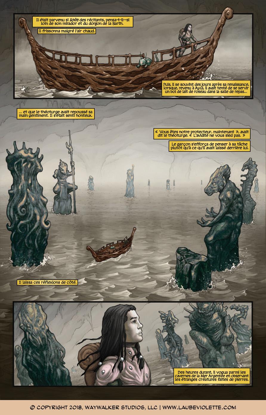L'Aube Violette: L'Exil – Tome 2, Page 7