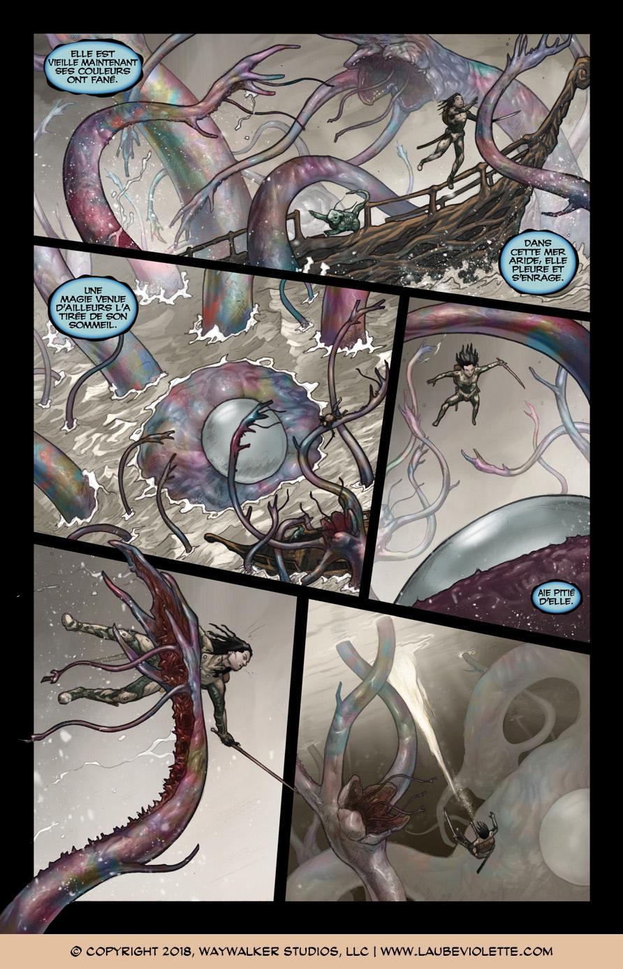 L'Aube Violette: L'Exil – Tome 2, Page 10