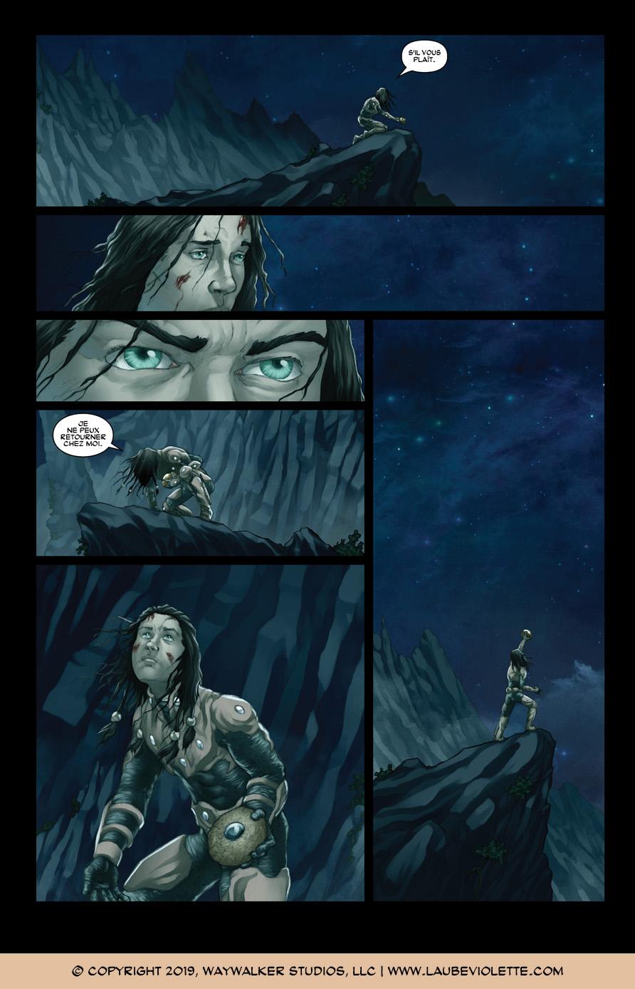 L'Aube Violette: L'Exil – Tome 7, Page 5