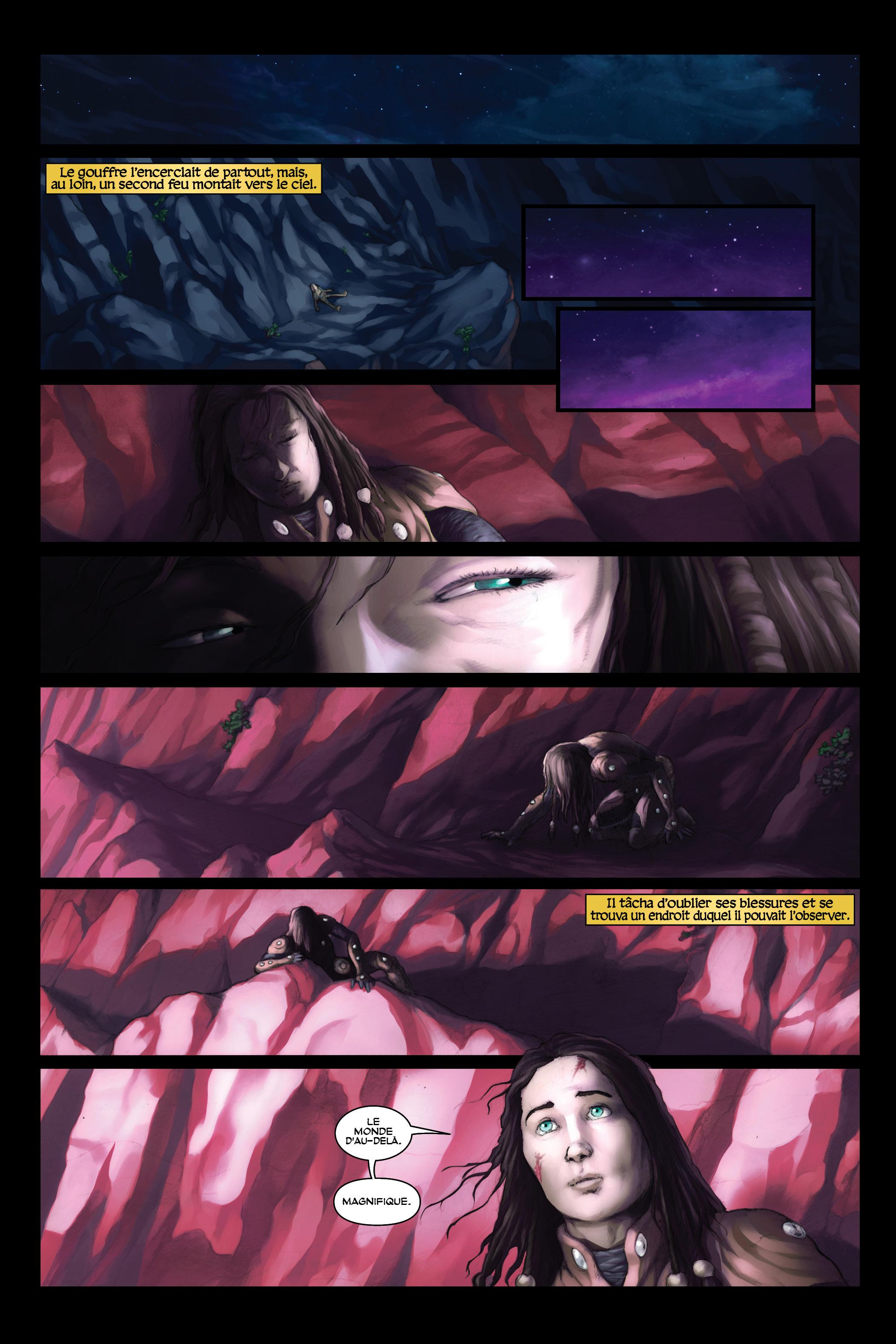 L'Aube Violette: L'Exil – Tome 7, Page 11