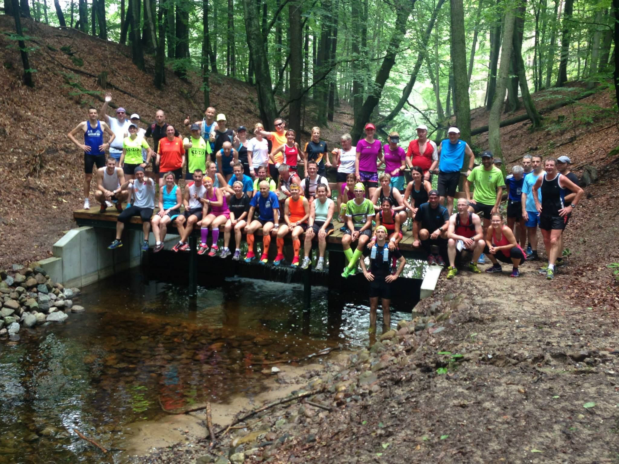 Trailrunning Camp - Stechlin Ultratrail 2014