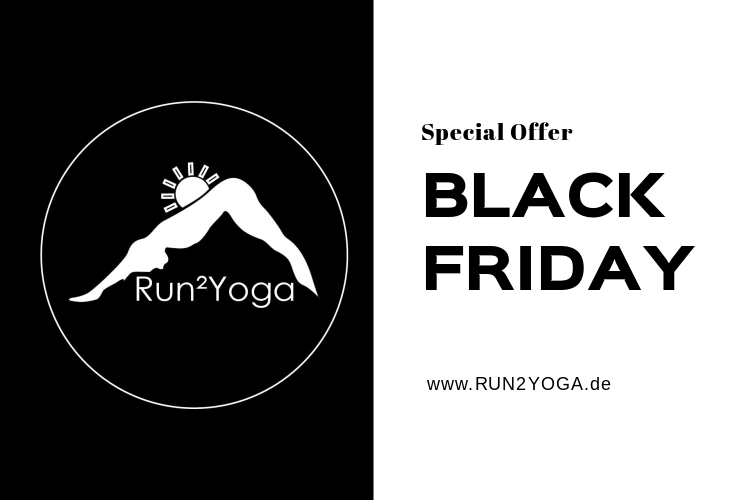 Black Friday Special Yogawall RUN2YOGA