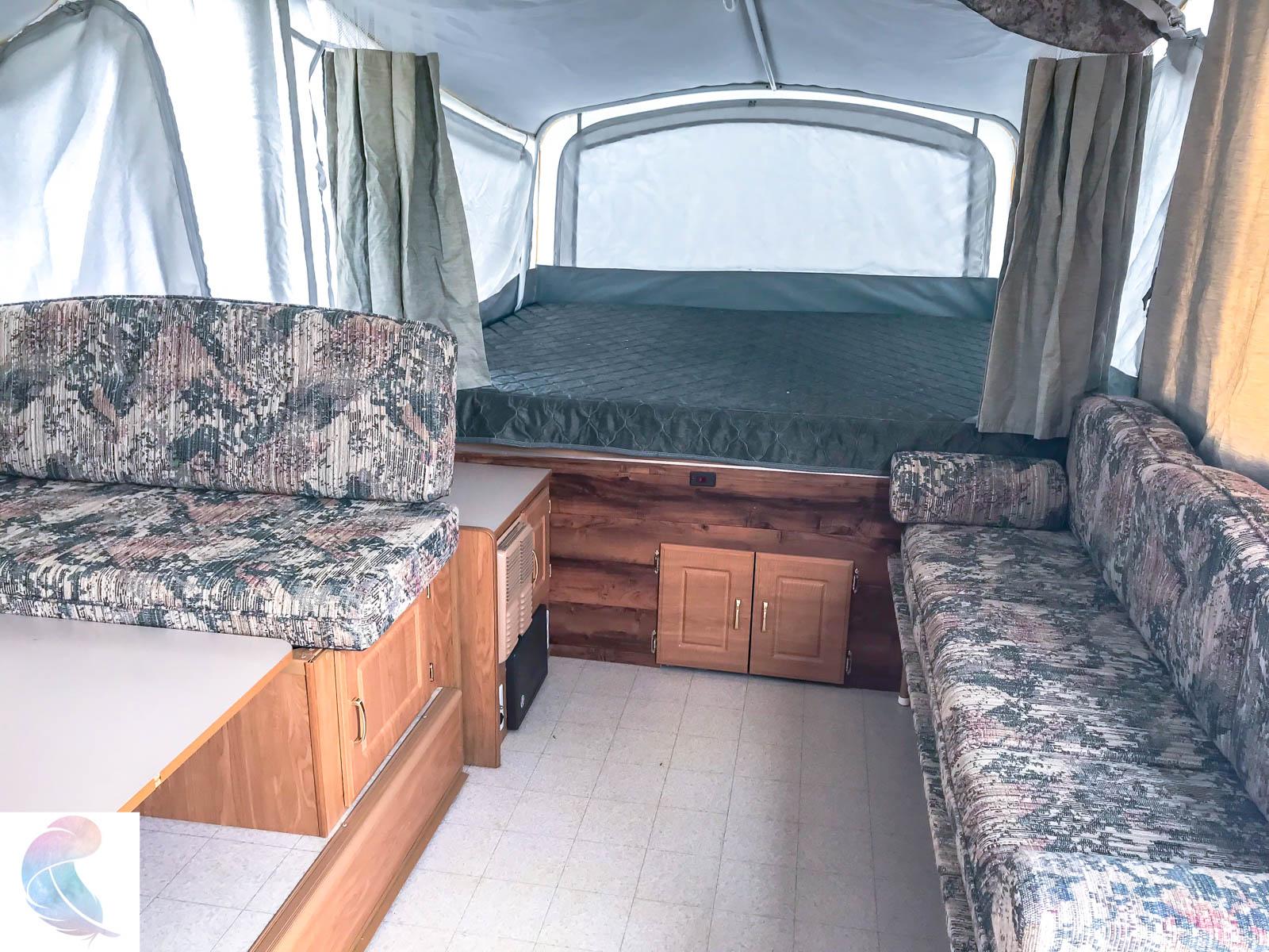 Pop Up Camper Restoration