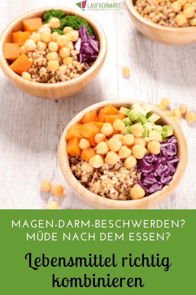 Müde nach dem Essen? Aufgeblähter Bauch? Diese Lebensmittelkombinationstabelle hilft dir, Lebensmittel richtig nach ihren Verdauungszeiten zu kombinieren, um Blähungen und Müdigkeit zu reduzieren. Bring deine gesunde Ernährung auf ein neues Level!