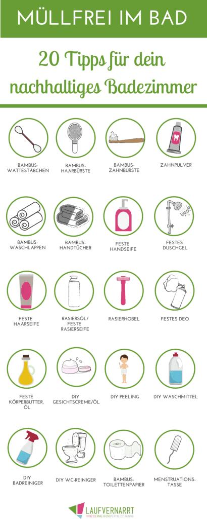Nie war das Thema Nachhaltigkeit präsenter als in 2018. Es wird Zeit, etwas zu für unsere Umwelt verändern. Das findet auch das Bambus-Startup Pandoo und ruft mit seiner Kampagne #keeptheseaplasticfree zu simplen Schritten in einen nachhaltigeren Alltag auf. Deswegen erhältst du heute 20 Tipps, mit denen du plastikrei und nachhaltig im Badezimmer leben kannst!