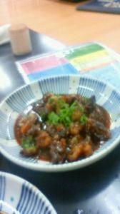 肉会「スジカワ焼き」