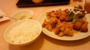 四川飯店「日替わりランチ」