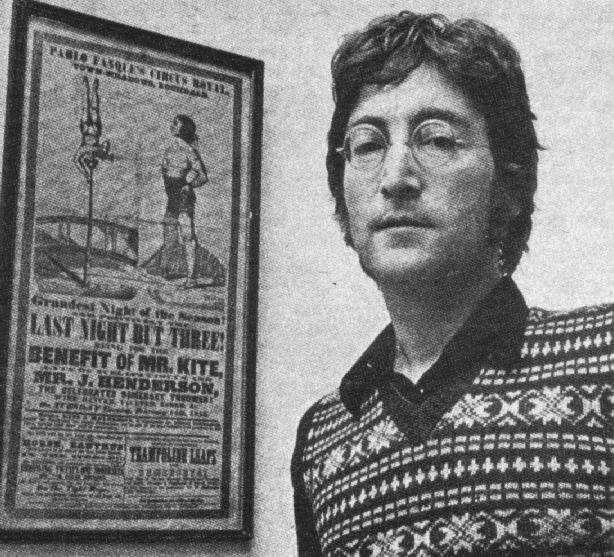 John Lennon - mr kite