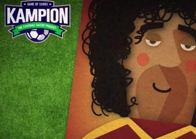 Ivan Campo For Kampion