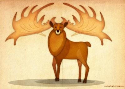 Great Irish Deer – Natural History Museum