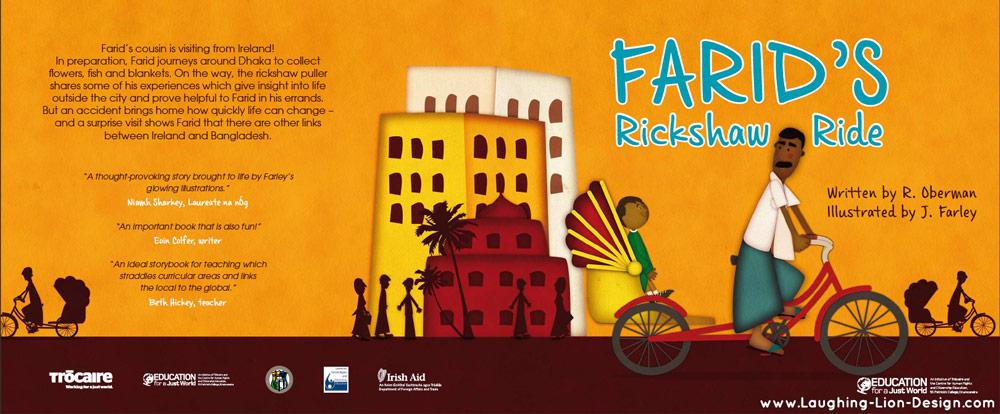 Farid's Rickshaw Ride