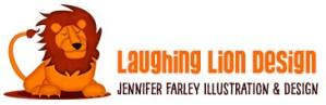 Laughing Lion Design - Jennifer Farley Illustration