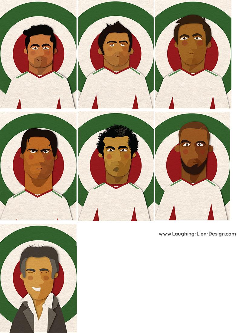 Iranian-Football-Team-Illustrated-by-Jennifer-Farley-1