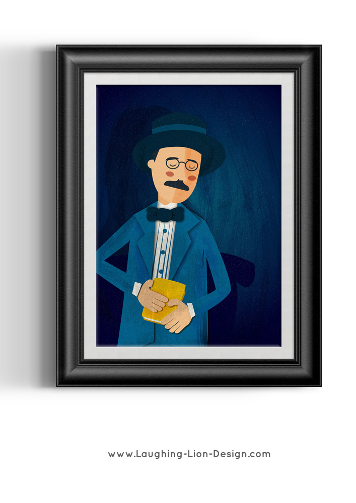 James-Joyce-Illustrated-by-Jennifer-Farley