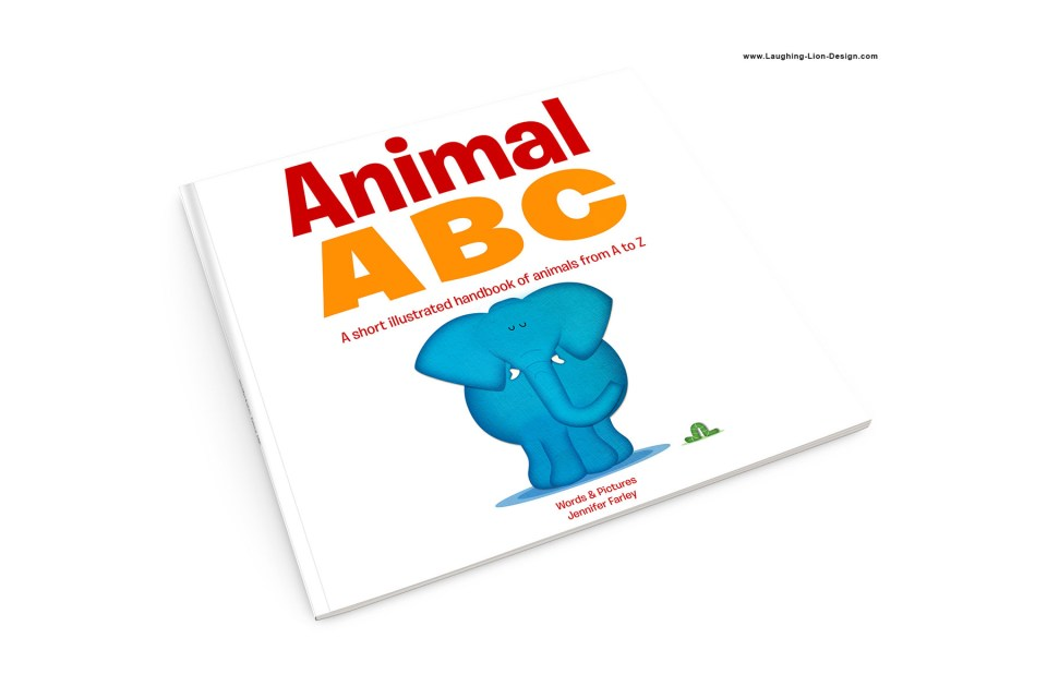 Jennifer Farley Animal ABC Cover