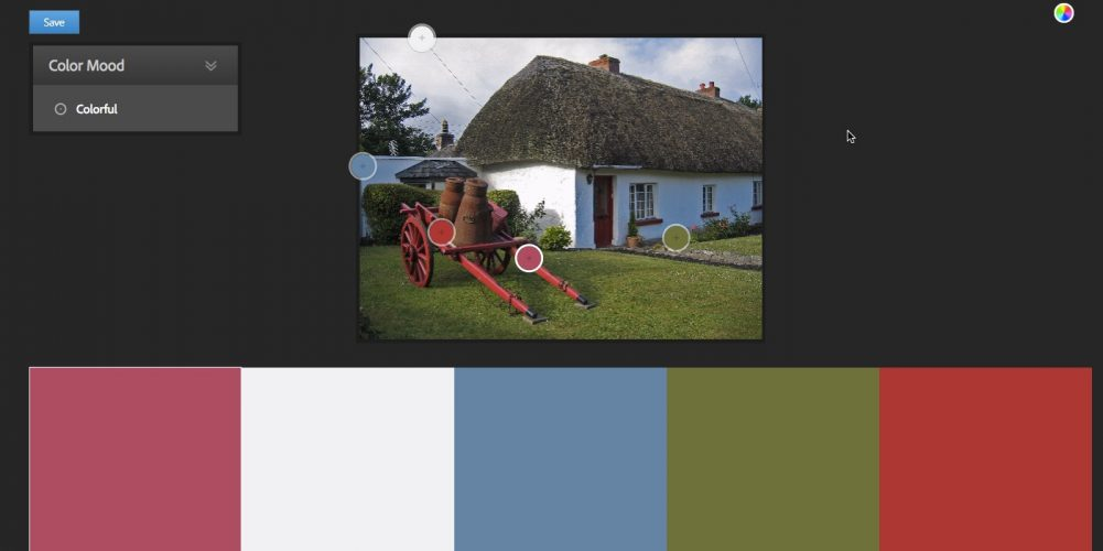 Create A Coloful Colour Scheme