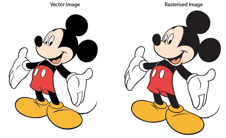 Vector Image at 100 percent