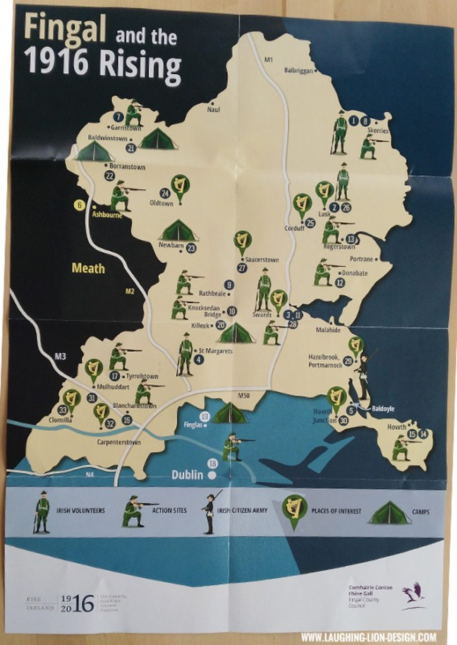 fingal-a2-map-printed-laughing-lion-design