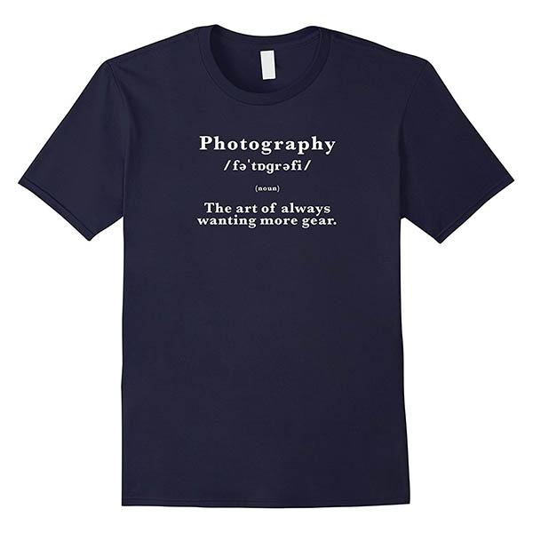 Definition of Photography T-Shirt