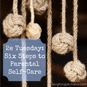2e Tuesday Six Steps to Parental Self-Care