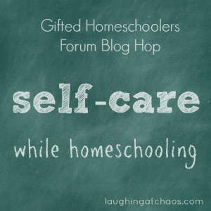 GHF blog hop self care
