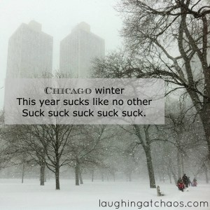 chicago winter suck haiku