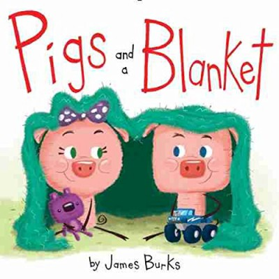 Image result for pigs and a blanket book