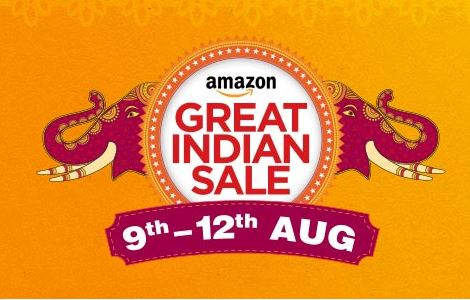 Amazon India Great Indian Sale- August 2017