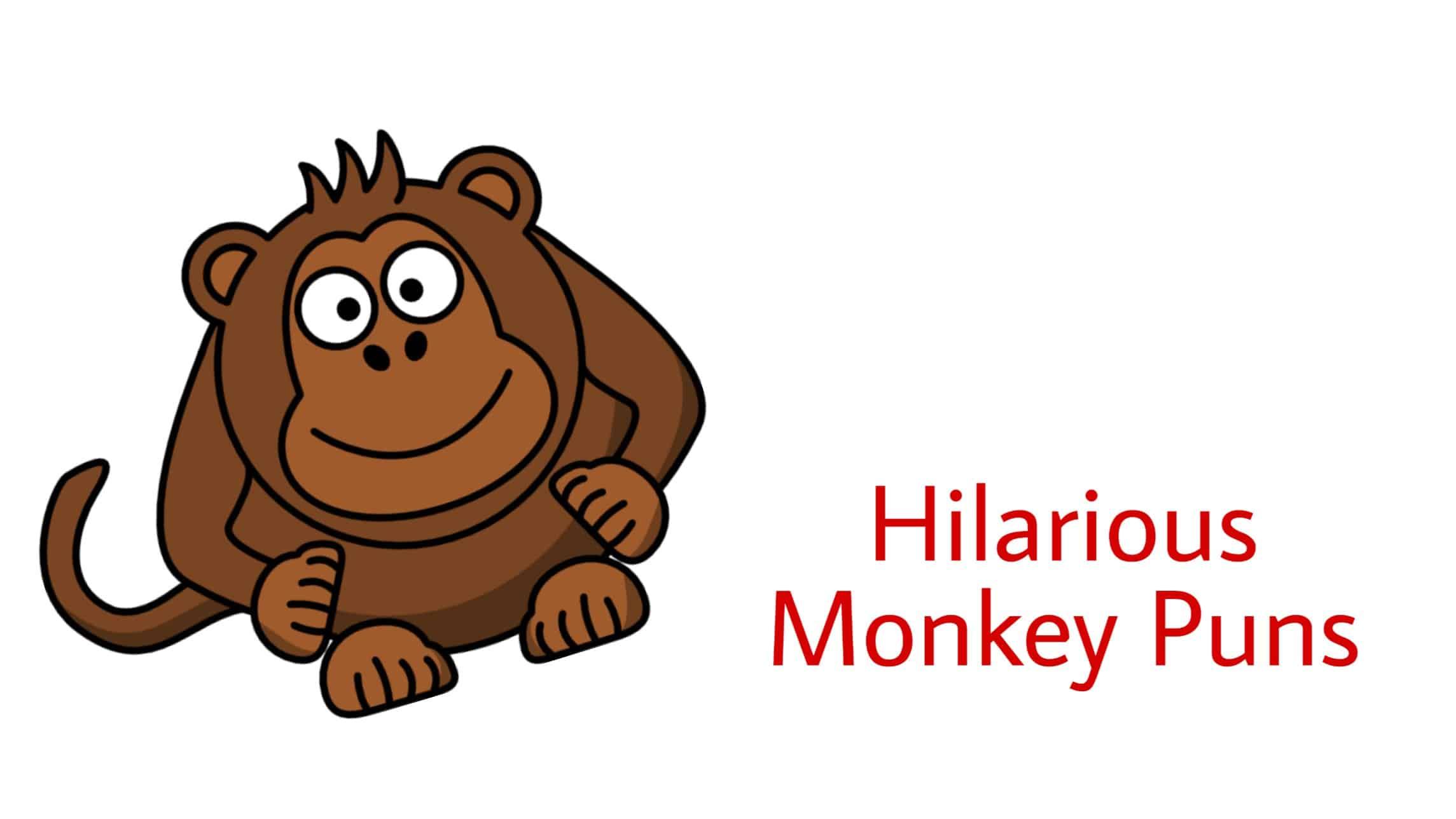 monkey puns