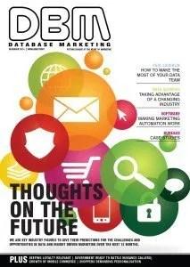 Published in Database Marketing magazine